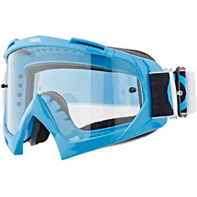 ONeal B-10 Goggle TWOFACE blue-clear